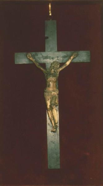 Matt Talbot's Crucifix